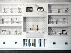 Kitchen Confidential (New York Spaces)