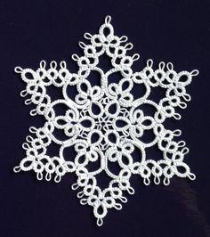 Robin Perfetti_Late Winter Snowflake