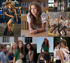 Julianne Hough in Footloose Footloose Movie 2011, Ariel Footloose, Cute Country Outfits, Country Girls, Julianne Hough Footloose, Movies Showing, Movies And Tv Shows, Kenny Wormald, Dance Movies