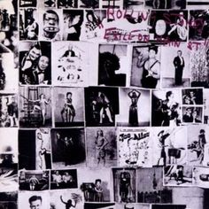 The Rolling Stones: Exile on Main Street, cover photography by Robert Frank