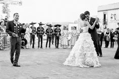 Mexican weddings traditions: The reception