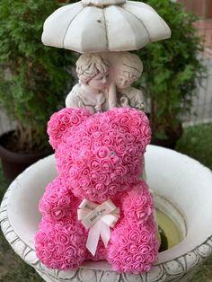 Ursulet din trandafiri