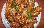 Kínai csípős csirkecsíkok recept Kautz Jozsef konyhájából - Receptneked.hu Thai Red Curry, Minden, Meat, Chicken, Ethnic Recipes, Food, Essen, Meals, Yemek