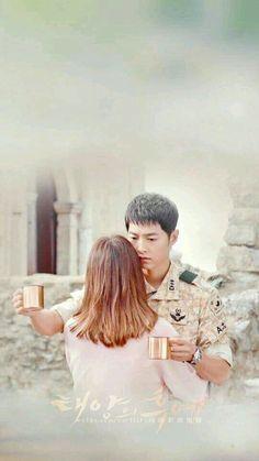 ❤Descendants of the Sun❤ Song Joong Ki + Song Hye Kyo❤ SongSong Songsong Couple, Best Couple, Live Action, Descendants Of The Sun Wallpaper, Decendants Of The Sun, Song Joon Ki, Sun Song, W Two Worlds, Weightlifting Fairy Kim Bok Joo
