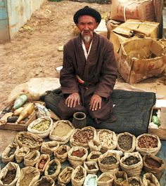 On the Silk Road 1987 - 183 by le petit danois on Flickr.
