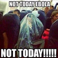 Top 14 Funniest Ebola Memes And Pictures