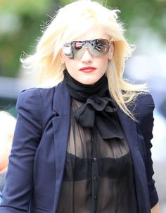 5d4f3c0e5dfe Celebrity Gwen Stefani is a great example of how to be sexy with out it  being over done. You may be barring more but the look is still  sophisticated .