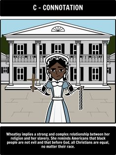 phillis wheatley on being brought from africa to america