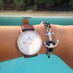 Classy details. Tag #tomhope for reposts and make sure to visit www.thetomhope.com to find your favorite bracelet.