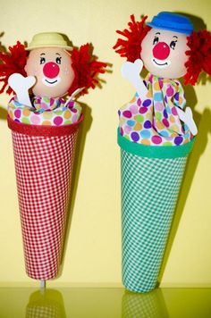 Summer Crafts, Diy And Crafts, Crafts For Kids, Clown Party, Fabric Wreath, Pink Bubbles, Kids Z, Boy Decor, Circus Theme