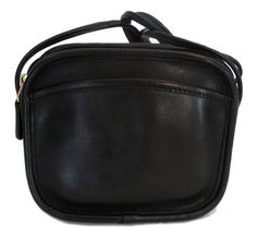 AUTH COACH BAG CAMERA BAG LEATHER OVERBODY STRAP SALE 45.00 SHALL02@HOTMAIL.COM