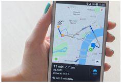 Nokia Here Maps ya está disponible para todos los dispositivos Android 4.0 o mayor!  Esta excelente aplicación de mapas entre otras cosas permite descargar partes de mapas para poder consultar fuera de línea.