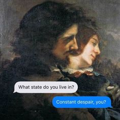 Texts From Your Existentialist