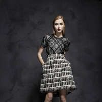 Jennifer Chun's F/W '12 eye candy.     Jennifer Chun was featured in GenArt's Fresh Faces of Fashion 2011