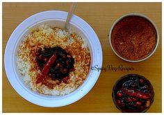 Tamarind rice is one of the traditional and popular rice preparation in South Indian cuisine.Tamarind rice also is popularly known as Pulihora or Puliyodhara or Puli sadam.