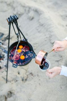 A Sunday Oyster Roast + Some Exciting News! Fire Cooking, Outdoor Cooking, Outdoor Food, Fresco, Winery Tasting Room, Fire Food, Wine Cocktails, Drinks, Mulled Wine