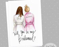 Maid of Honor PDF Download Brunette Bride Dark by aprilheatherart