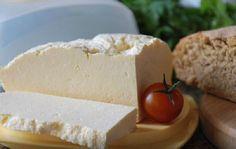 domáce syrové recepty Kefir, Feta, Dairy, Cheese, Mini Cookies