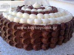 1701201421371 (2) Chocolate And Vanilla Cake, Tiramisu, Ethnic Recipes, Desserts, Food, Tailgate Desserts, Deserts, Essen, Postres