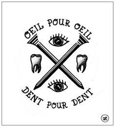 ORAGES D'ACIER: Oeil pour oeil, dent pour dent