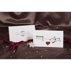 Invitatii de nunta cod 30045 - Invitatii Originale