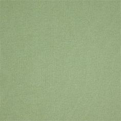 Meadow Green Cotton Ribbing Knit Fabric