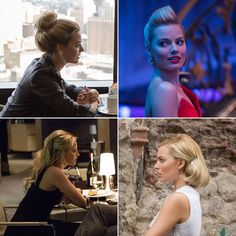 Fantasise About Margot Robbie's Flawless Focus Hair Moments
