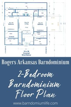 The Rogers Arkansas Barndominium has 2 bedrooms. Both are kept bright with a huge door that leads to the small balcony in the masters bedroom., and just the same as the master bedroom, lots of natural light from the huge window also makes the second bedroom bright. Both bedrooms each have walk-in closets. Corrugated Metal Roofing Sheets, Barn With Living Quarters, Rogers Arkansas, Barndominium Floor Plans, Wooden Staircases, Huge Windows, Luxury Vinyl Plank, Ship Lap Walls, Story House