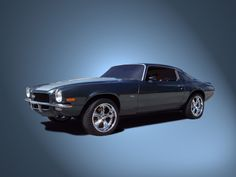 Camaro. Find parts for this classic beauty at http://restorationpartssource.com/store/
