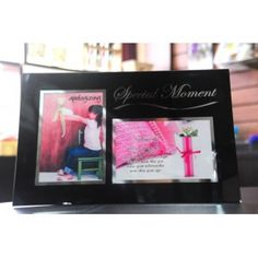 Frame Cermin 13 x 8,5 Special Moment  Capture your favourite moment in this beautil frame.