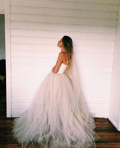 Perfect wedding dress made by Ruby Tuesday Matthews
