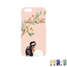 MIKOREA: Customized phone case for couples! :)