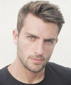 Short Hairstyles for Men with Thin Hair   Hairstyles 2017 http://www.99wtf.net/men/mens-hairstyles/hairstyle-black-men/