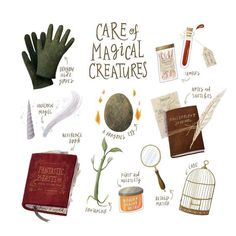 #care_of_magical_creatures
