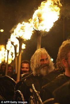 Norse reconstruction festival