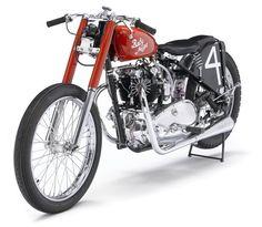 "Triumph Thunderbird 650 ""Baby Mine"" Dragbike"