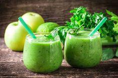 Detox diet: the detox plan - Detox smoothie Smoothie Vert, Smoothie Detox, Healthy Smoothies, Smoothie Recipes, Green Smoothies, Detox Plan, Smoothies Sains, Smoothie Legume, Best Juicer