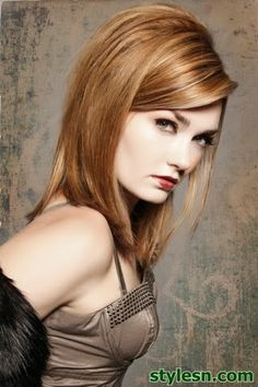 Now that my hair is cut this length, gotta learn how to blow dry it like this...
