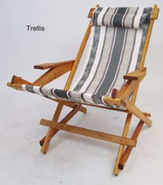 Folding Leather And Wood Rocking Chair Http Jensenackles Us