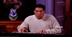 "His entire synthetic music ""career."" 