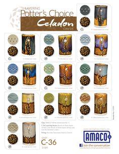 86 Best Ceramics Color Cone 6 Oxidation Images On