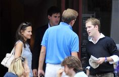 Pippa Middleton,Robert Wallace, Ted Innes-Ker, George Percy