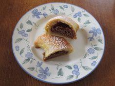 Nusskipferl French Toast, Breakfast, Food, Thanks, Morning Coffee, Essen, Meals, Yemek, Eten
