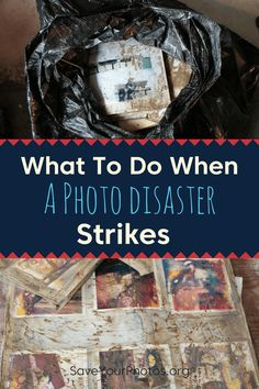 Tips for what to do when disaster strikes to reduce damage and increase the chance of salvaging your photos. Tips from Calgary Photo Solutions and The Photo Organizers Genealogy Forms, Organizing, Organization, Photo Restoration, Love My Family, History Photos, Family Memories, Emergency Preparedness, Family History