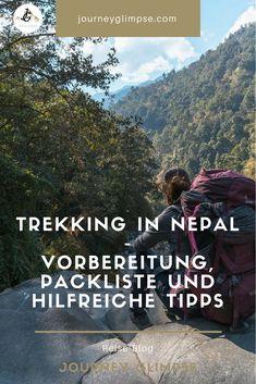 Trekking in Nepal gehört zu den absoluten Highlights für Outdoor-Freunde. Wir geben in unserem Blog wertvolle Tipps für Annapurna, Everest und Co.. Nepal, Trekking, Highlights, Journey, Blog, Outdoor, Helpful Tips, Friends, Viajes