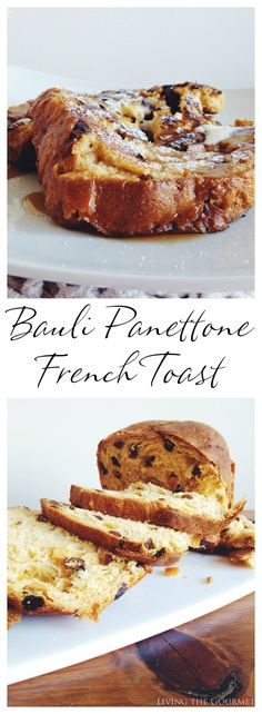 Bauli Panettone is an Italian sweet bread made with all natural ingredients and bits of sweet raisins and glazed orange skins. Panettone is usually prepared around the holiday season and is now enjoyed throughout the world. Well friends, it is that time of year again, and the holidays are just around the corner. In the...