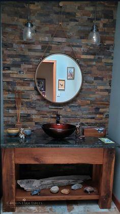 73 For The Bath Barn Wood Furniture Ideas Bathroom Decor Linen Cabinets Reclaimed Barn Wood