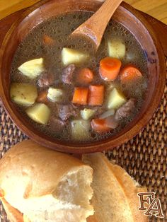 """Food Adventures (in fiction!): Fezzik's Stew from """"The Princess Bride"""""""