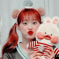 K Pop, Ulzzang, Cool Girl, My Girl, Korea Wallpaper, Chuu Loona, Twitter Icon, Olivia Hye, Edit Icon