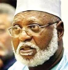 Abdusalami Peace Panel Kicks Against Saraki's Senate Presidency - http://www.nigeriawebsitedesign.com/abdusalami-peace-panel-kicks-against-sarakis-senate-presidency/